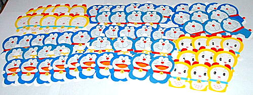 簡単 折り紙 折り紙 ドラえもん 折り方 : divulgando.net