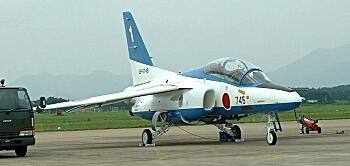 2008芦屋航空祭9・ブルーインパルス一号機.JPG
